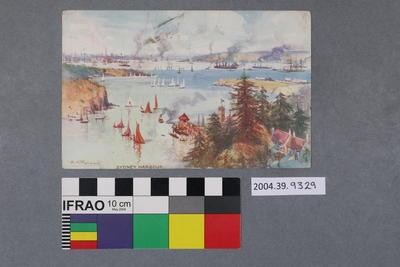 Postcard: Sydney Harbour