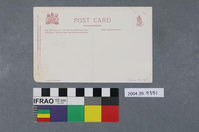 Postcard: Liffords Inn