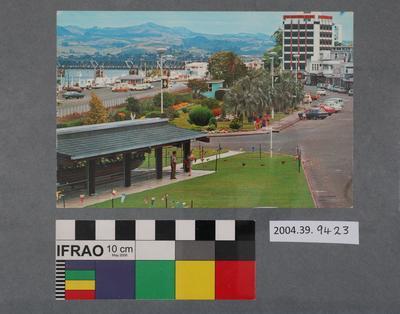Postcard of Tauranga
