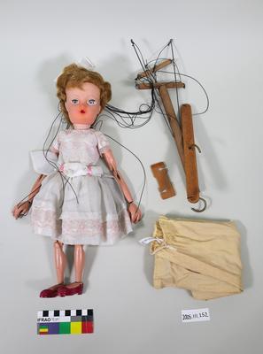 Marionette: Blonde Girl