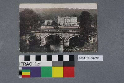 Postcard: Chatsworth House