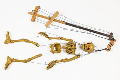 Marionette Skeleton: Toy