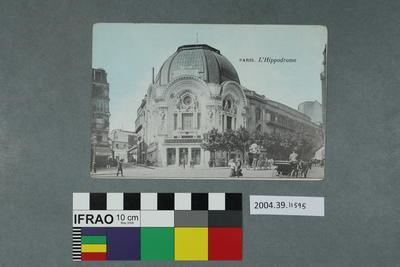 Postcard: Paris, L'Hippodrome
