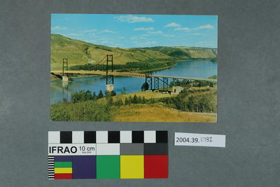 Postcard: Bridge