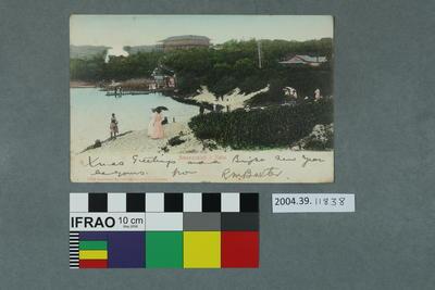 Postcard: Amanzimtoti, Natal
