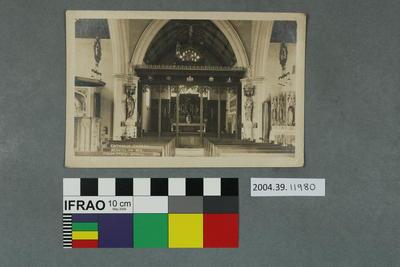 Postcard: Catholic Church, Bexhill-on-Sea,