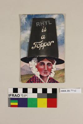 Postcard: Rhyl is a topper
