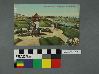 Postcard: The Waterways