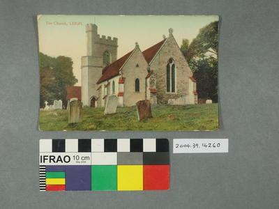 Postcard: The Church