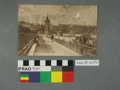 Postcard: Clock Tower