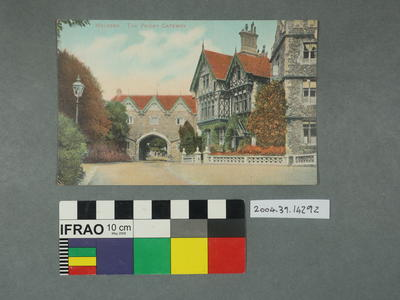 Postcard: Malvern