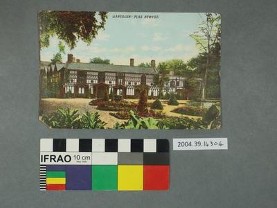 Postcard: Llangollen