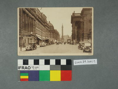 Postcard: Newcastle-on-Tyne