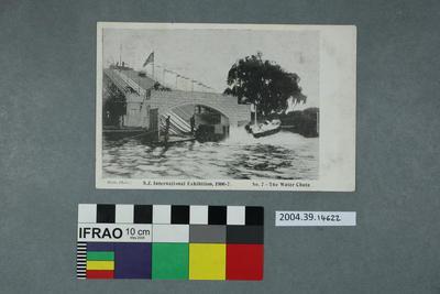 Postcard: NZ International Exhibition