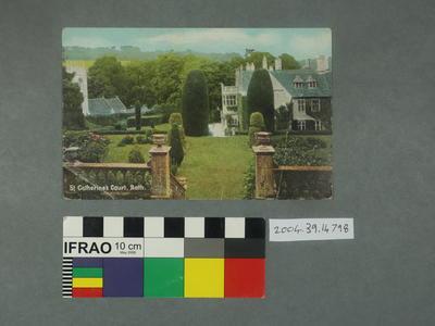Postcard: St Catherine's Court