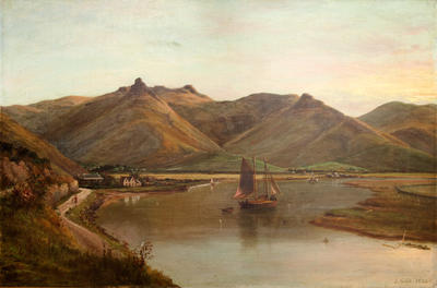 Painting: Ferrymead