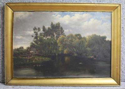 Painting: The Nook on the Avon