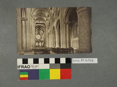 Postcard: Durham Cathedral