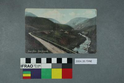 Postcard: Sma Glen