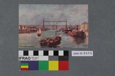 Postcard: Rouen