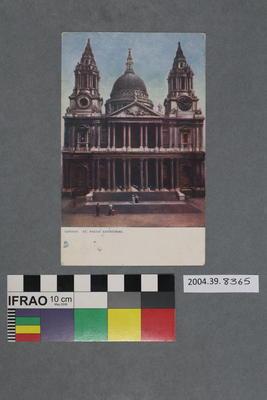 Postcard: London