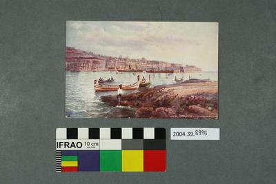 Postcard: Malta