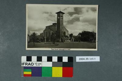 Postcard: First Church, Invercargill