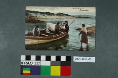 Postcard: Back from the Fair, Connemara