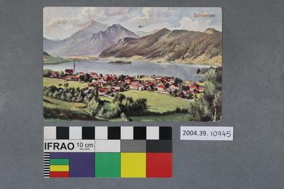 Postcard: Schliersee