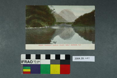 Postcard: Mount McKenzie, Clinton Valley