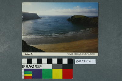 Postcard: Silver Strand, Co. Donegal
