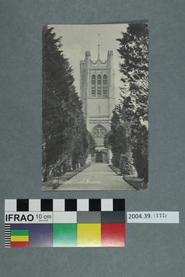 Postcard: St Clements Church
