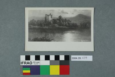 Postcard: Ruins