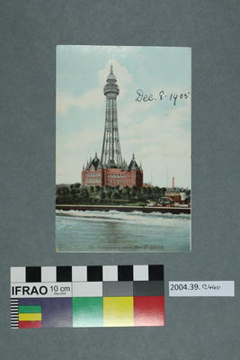 Postcard: The Promenade & Tower