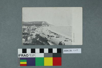 Postcard: Seaton