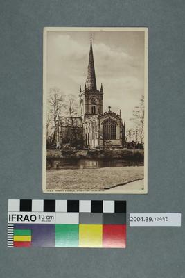 Postcard: Holy Trinity Church