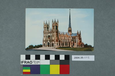Postcard: Cathedral