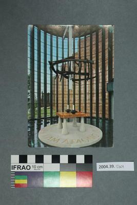 Postcard: Sculpture