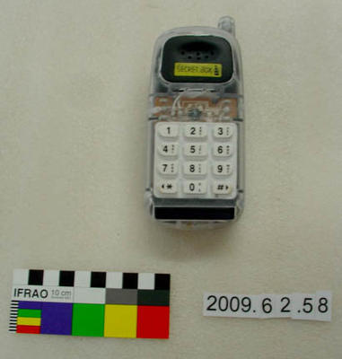 Theatrical Prop: Mobile; 1999; ; 2009.62.58