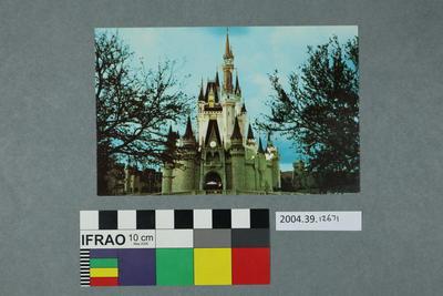 Postcard: Castle