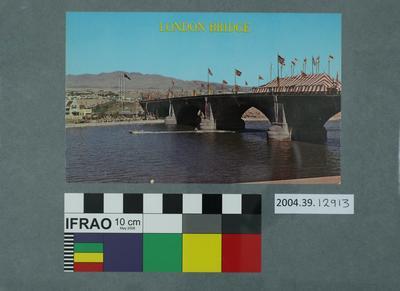Postcard: London Bridge