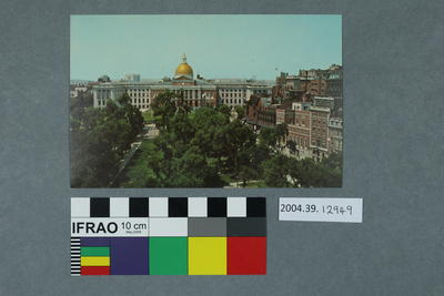 Postcard of the State House