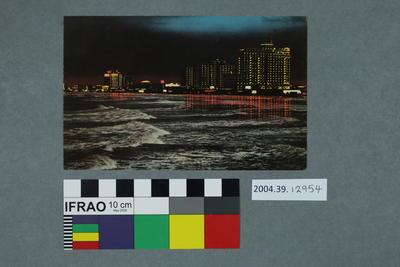 Postcard of Atlantic City