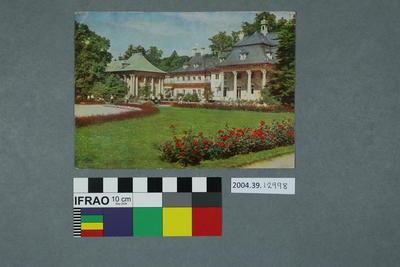 Postcard of Schloß Pillnitz