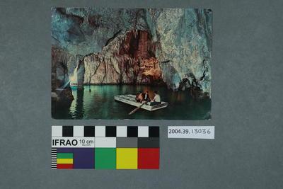 Postcard of Grotta dello Smeraldo