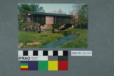 Postcard of Graham Bridge