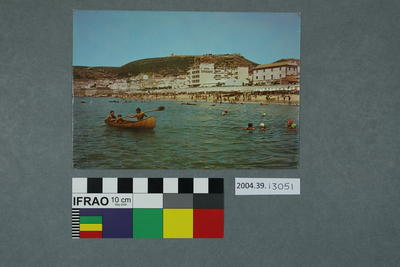 Postcard of Sesimbra
