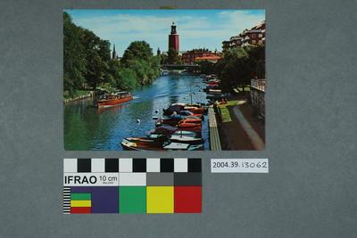 Postcard of Stockholm