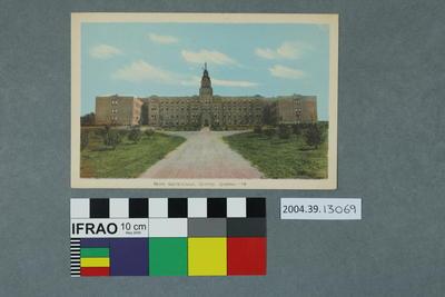Postcard: Mont Sacré-Coaur