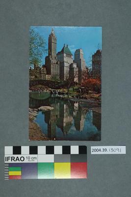 Postcard of New York City